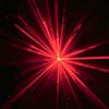 Red Laser Burst