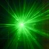 Green Laser Burst